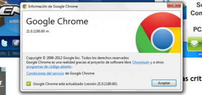 Lanzado Chrome 21: gráficos Retina, API nativas para webcam, gamepad y micrófono y más