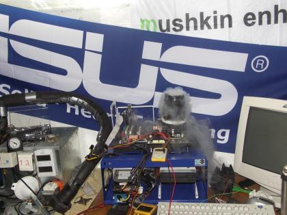<em>Overclocking</em> extremo: hasta 6 GHz