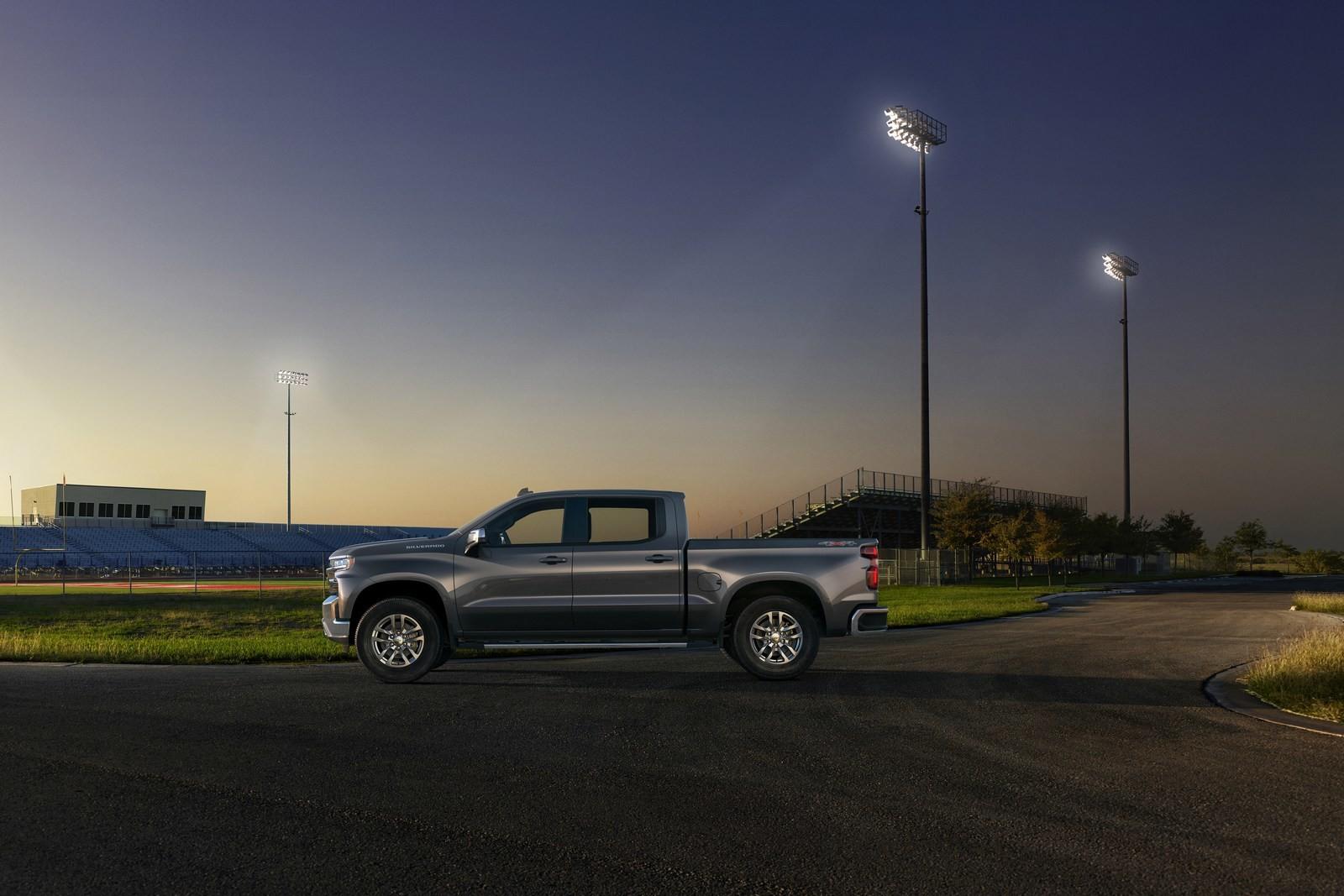 Foto de Chevrolet Silverado 2019 (12/17)