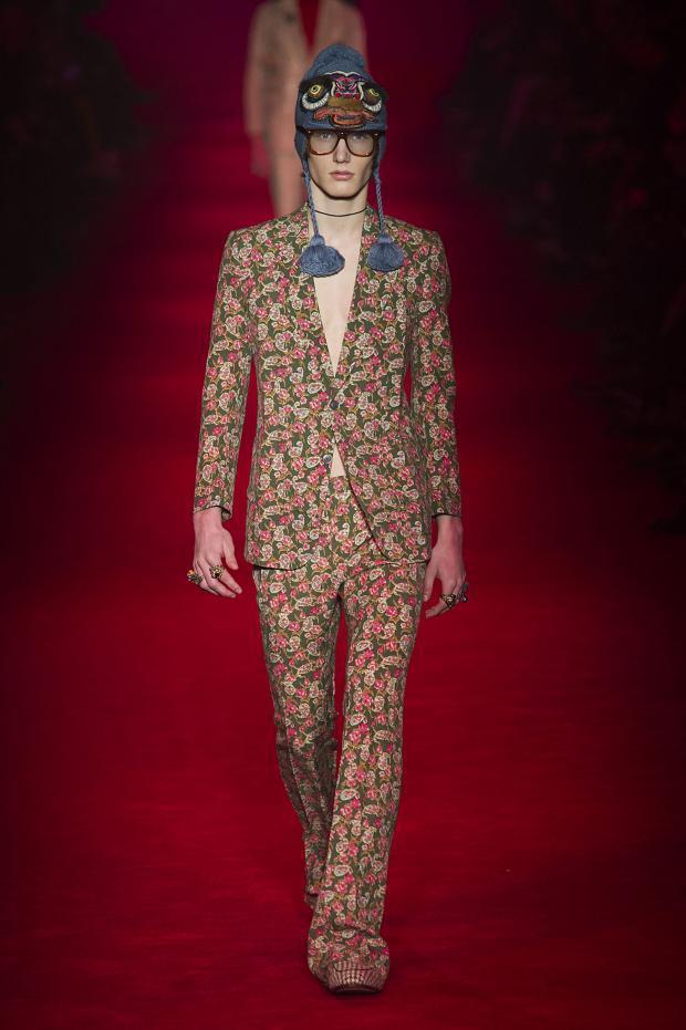 Gucci Otoño-Invierno 2016