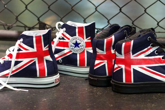 Converse Union Jack Pack