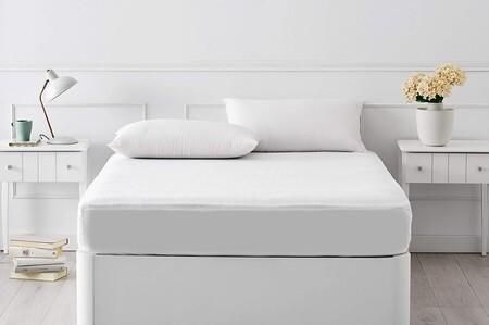 Almohadas, colchones, sábanas: las mejores ofertas para hacerte con los básicos del dormitorio en el Prime Day