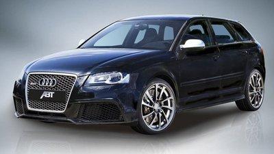 ABT adereza el Audi RS3 con 470 CV