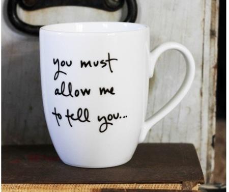 La taza para los amantes de Jane Austen