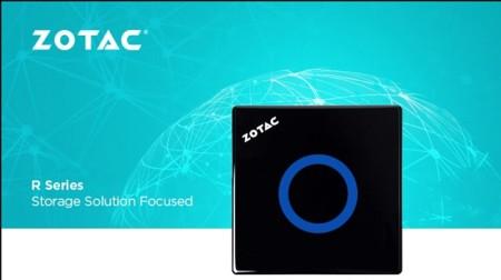 Zotac ZBOX R Series, nueva línea de mini-PCs enfocada al almacenamiento