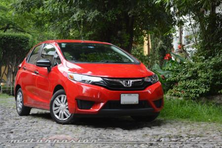 Probamos el Honda Fit más barato. ¿Vale la pena desde su versión básica?