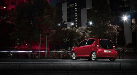 Toyota Aygo Frac