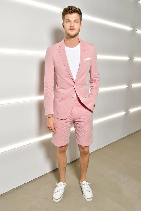 Jim Chapman Hugo Boss Spring Summer 2018 New York Front Row