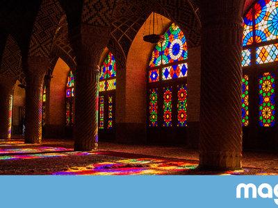Las 11 mezquitas más coloridas y alucinantes del mundo