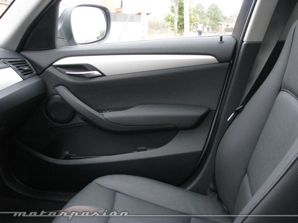 Foto de BMW X1 xDrive23d (prueba) (30/34)