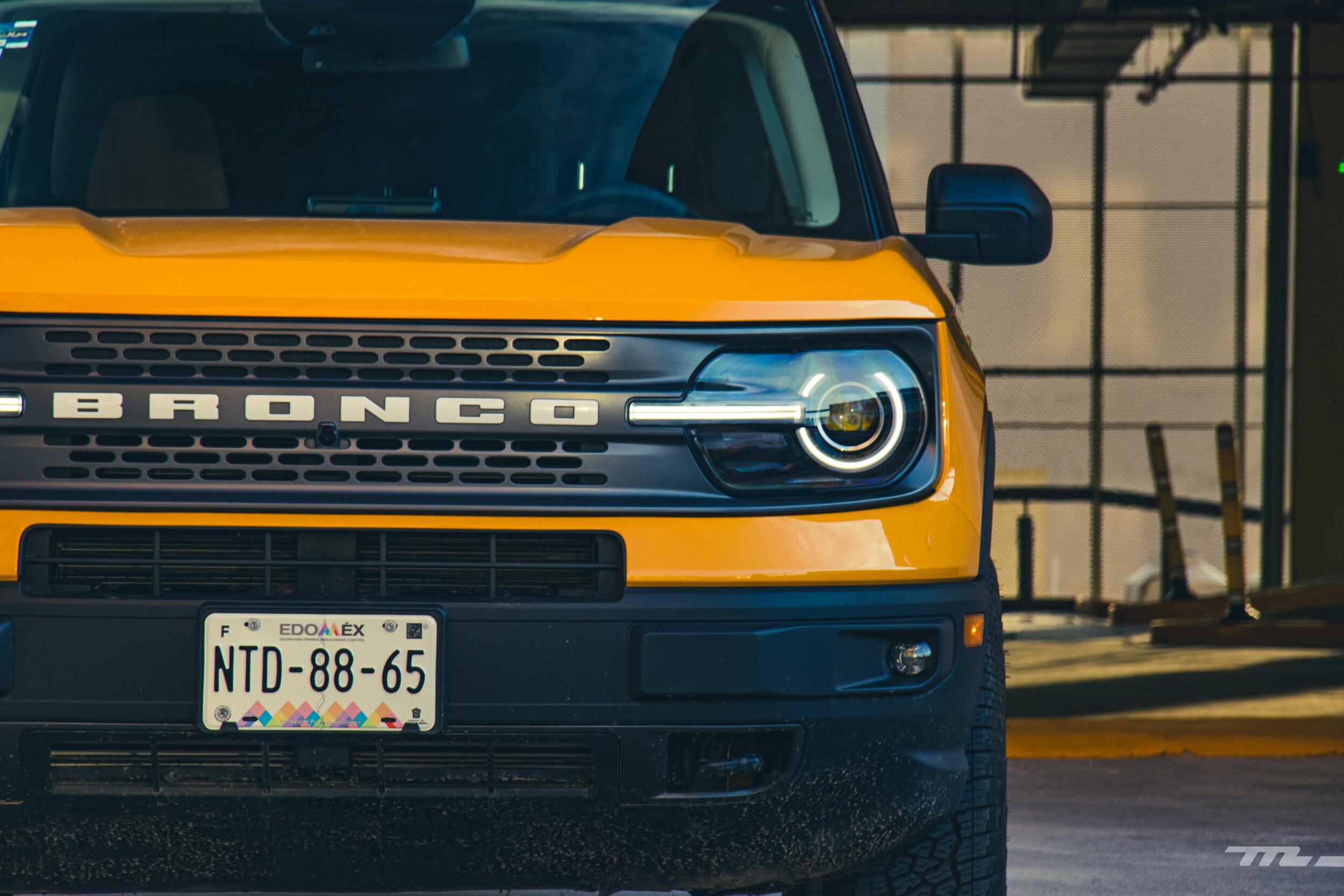 Foto de Ford Bronco Sport, a prueba (13/50)