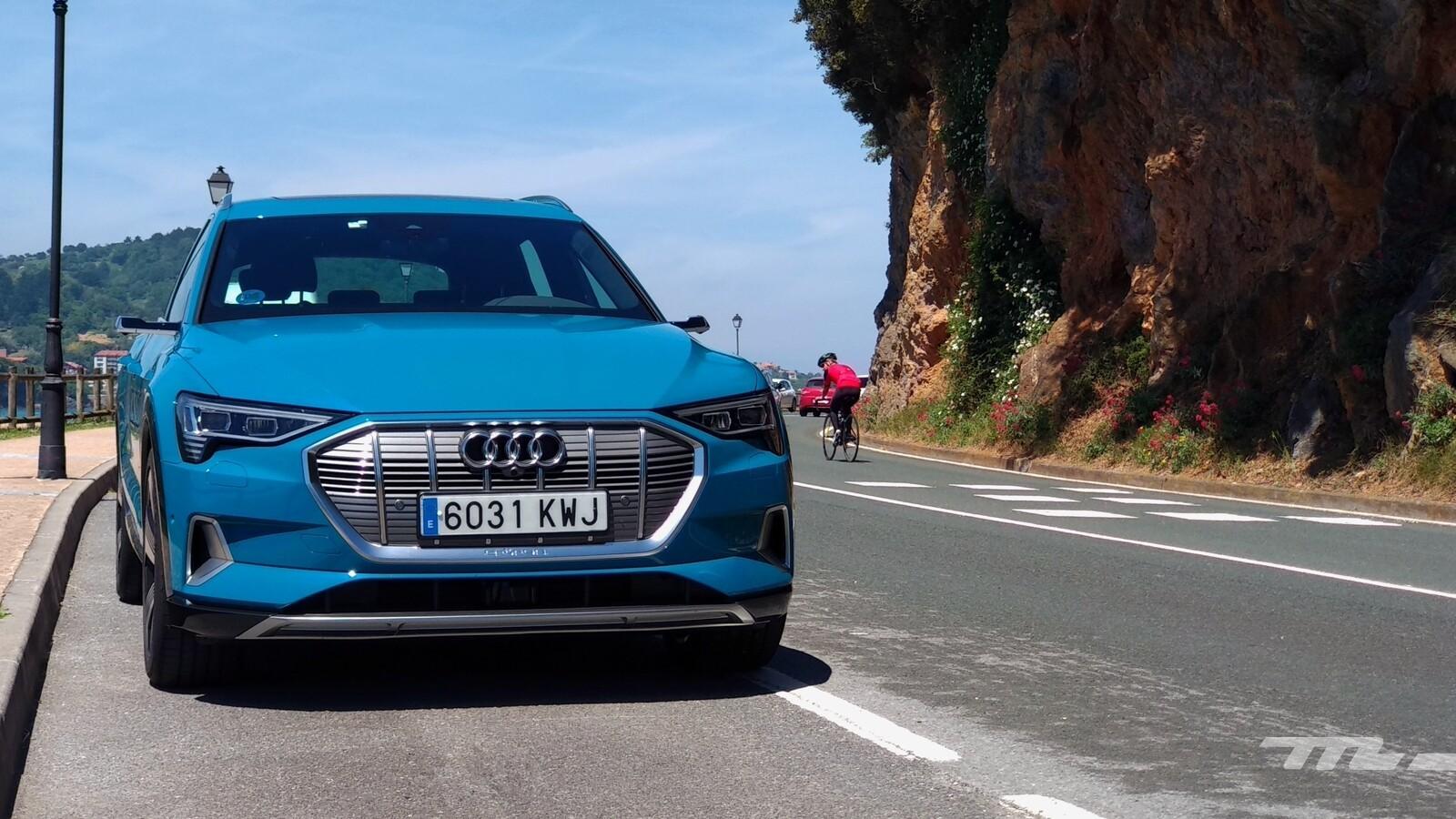 Foto de Audi e-tron (3/111)