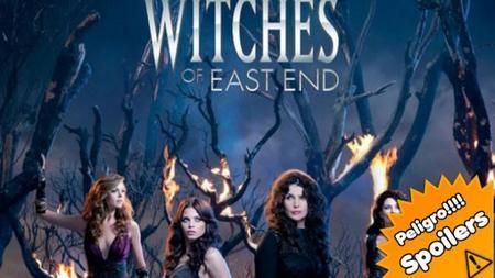 Fantasías embrujadas de ayer y hoy presenta: 'Witches of East End'