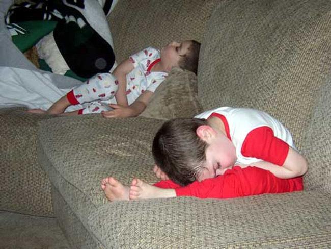 Foto de Niños durmiendo (1/6)