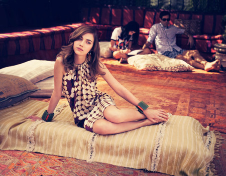 Sofia Coppola busca lo bohemio de Marni para H&M