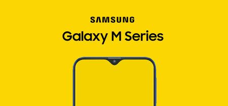 """Galaxy M: Samsung sucumbe al notch con la excusa de haber creado un """"smartphone para millennials"""""""