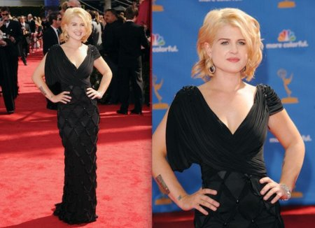 Kelly Osbourne en los Emmy Awards 2010