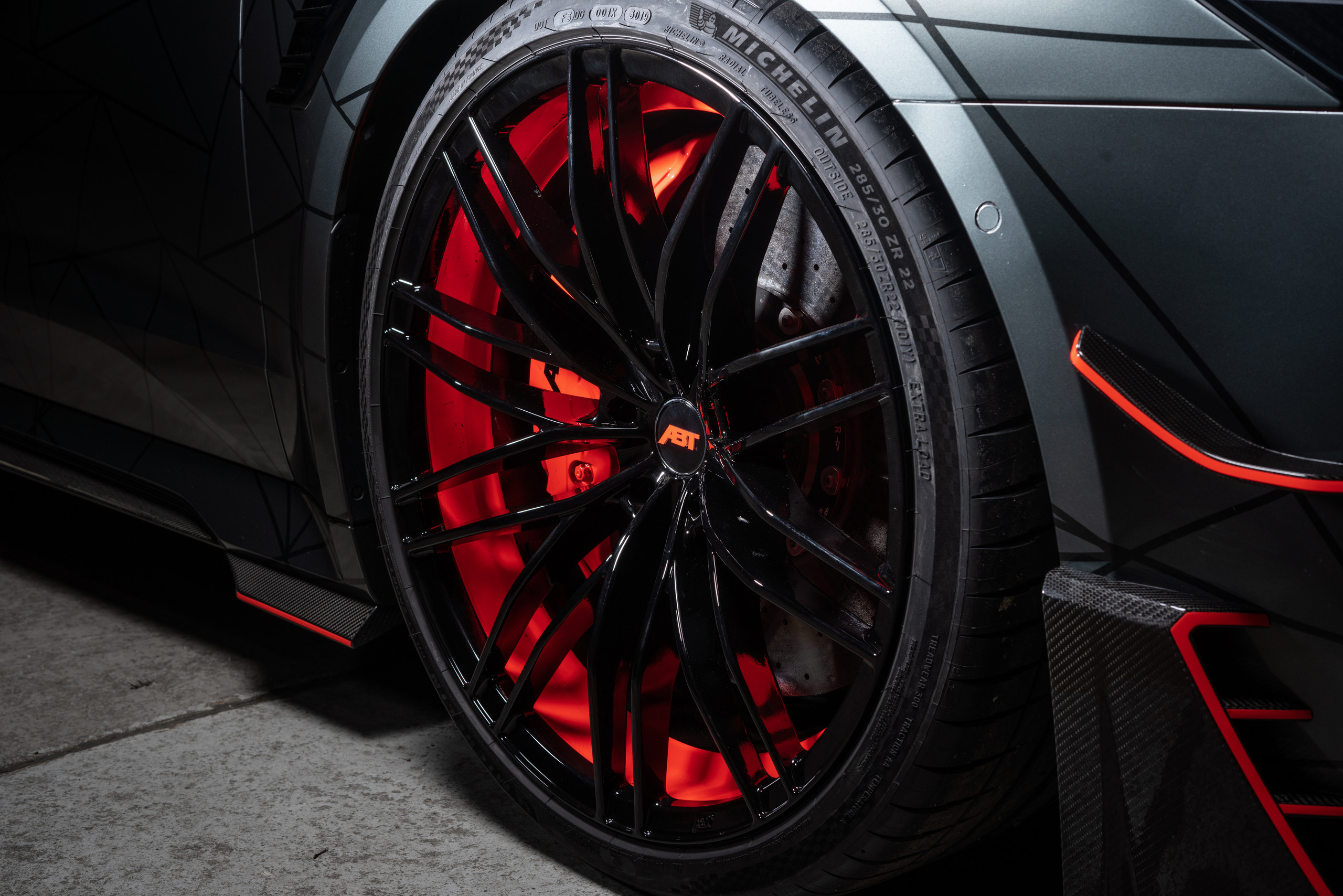 Foto de Audi ABT RS7-R (15/18)