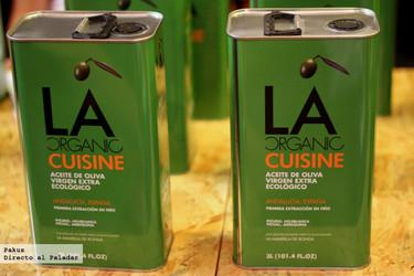 Sergi Arola presenta un aceite de oliva virgen extra especial para cocinar
