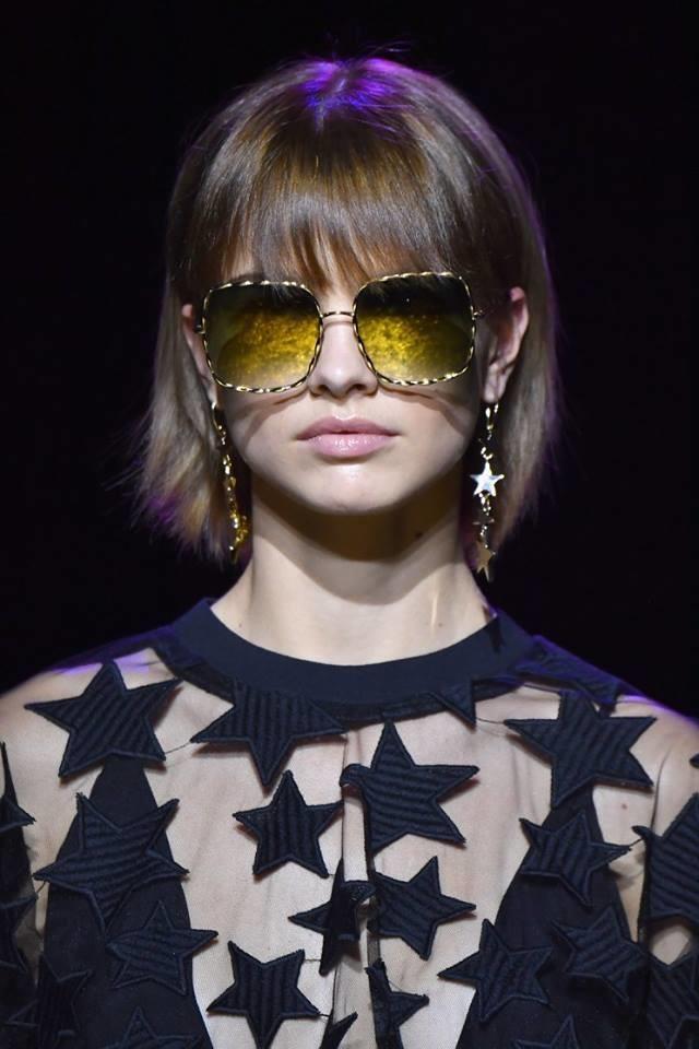 Gigi Hadid y Hailey Baldwin desfilan en la colección más ochentera de Elie Saab