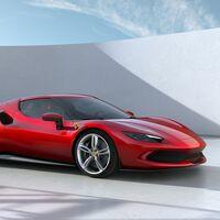 ¡Boom! El Ferrari 296 GTB es el nuevo superdeportivo híbrido enchufable de Maranello: 830 CV, 1.470 kg y 25 km de autonomía