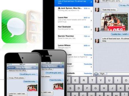 iMessage: mensajería gratuita y transparente entre usuarios iOS
