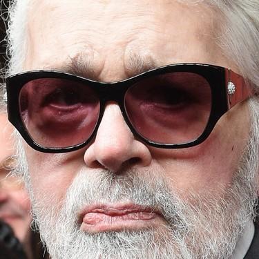 """Karl Lagerfeld se difine como """"clase obrera"""" con un patrimonio estimado en 200 millones de euros"""