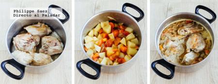 Pollo Naranja Prep