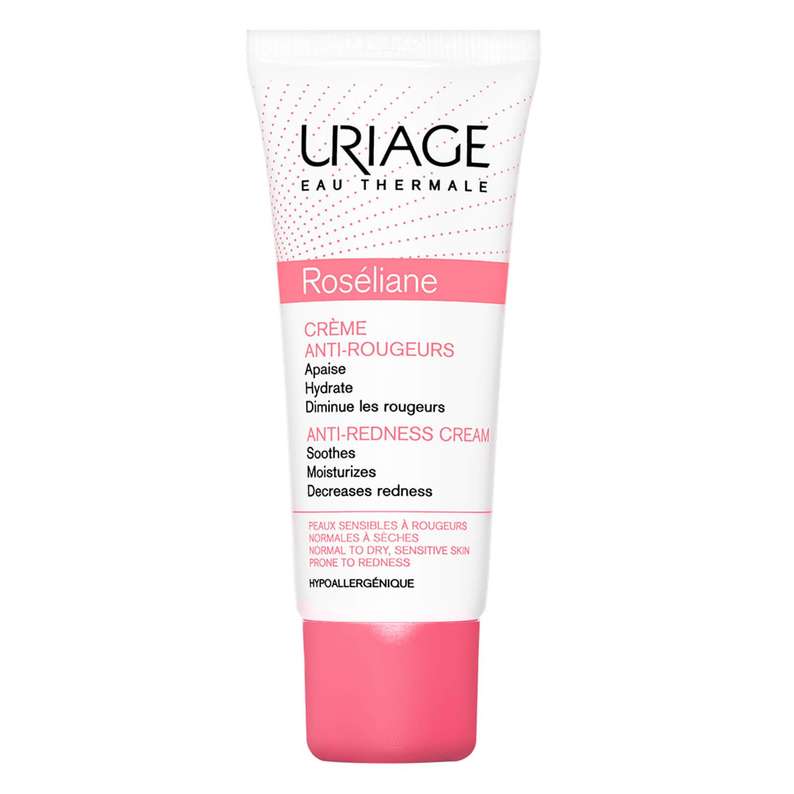 Crema anti-rojeces para pieles sensibles normales o secas de Uriage