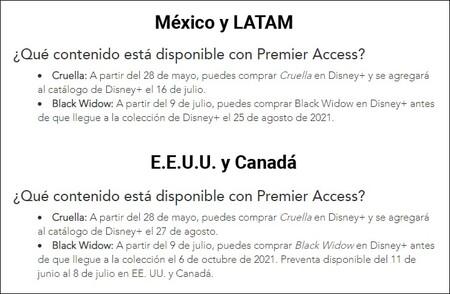 Cuándo se estrena Black Widow en Disney+ en México