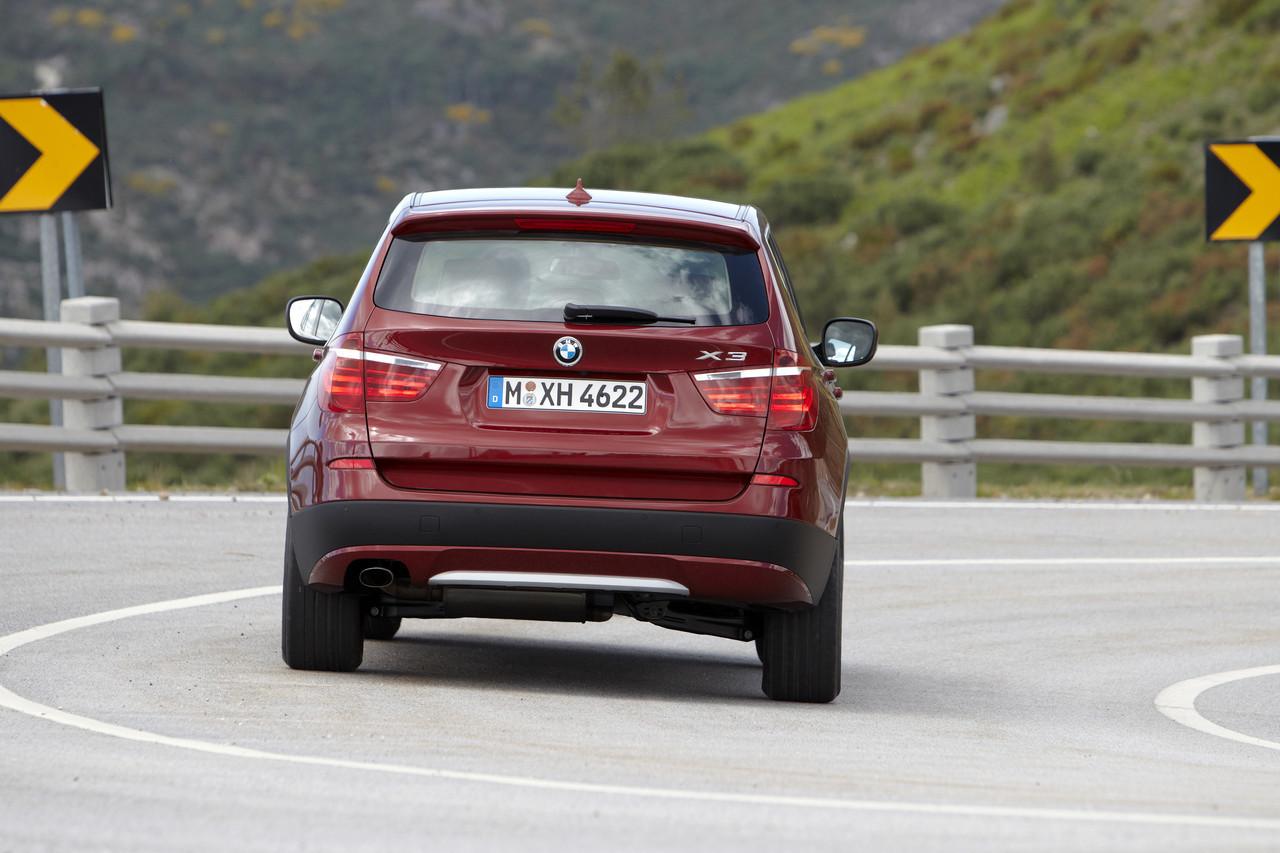 Foto de BMW X3 2011 (13/128)