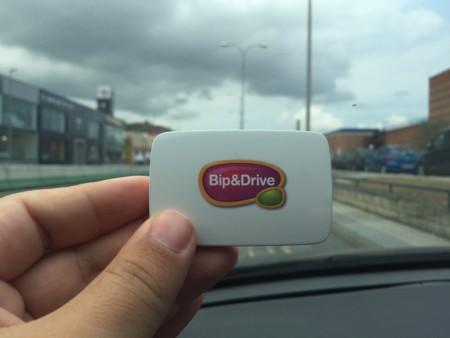 Probamos Bip&Drive, el Vía-T conectado a una app