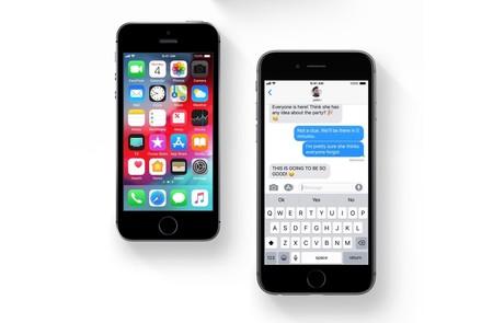 iOS 12 mensajes