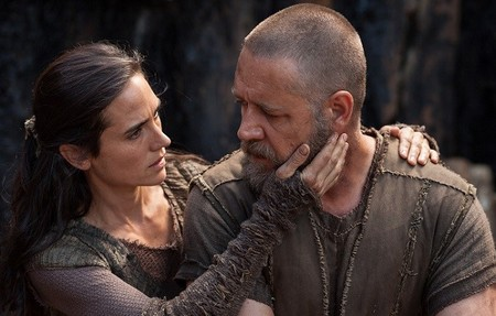 Russell Crowe y Jennifer Connelly en