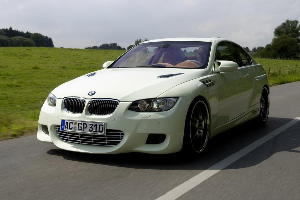 Foto de AC Schnitzer GP3.10: BMW Serie 3 a gas (12/21)