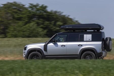 Land Rover Defender Tienda Techo 007