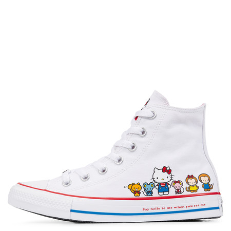 Converse X Hello Kitty Chuck Taylor All Star