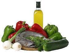 Comer en el norte de España es más sano que en el sur