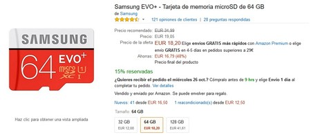 Samsung Evo Amazon