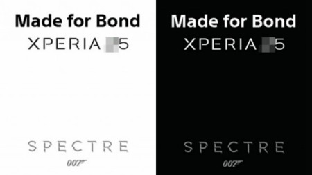 A Sony se le escapa una promo de su nuevo Xperia Z5, el próximo teléfono de James Bond