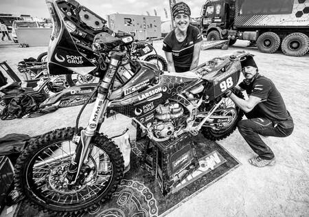 Javi Vega Entrevista Dakar 2021 3