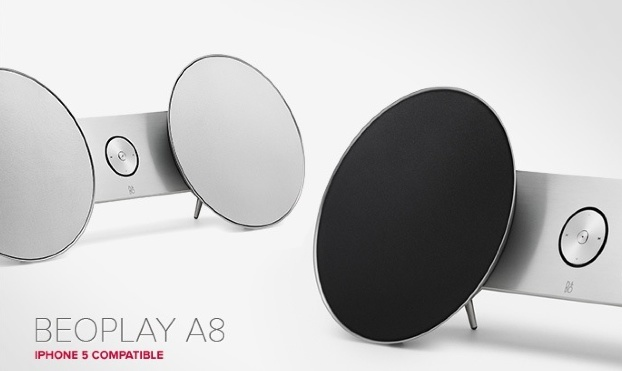 BeoPlay A8, compatible con iPhone 5