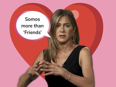 Jennifer Aniston, enamorada de nuevo de este famoso actor de Hollywood