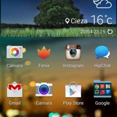 Foto 21 de 26 de la galería touchwiz en Xataka Android
