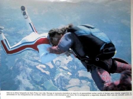 La salida de Dennis Noyes de Mediaset y la historia del francés que superó a Evel Knievel