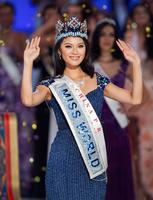 Wen Xiayu se corona como la nueva Miss Mundo