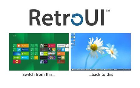 Thinix RetroUI, para los que no gustan de la interfaz Modern UI