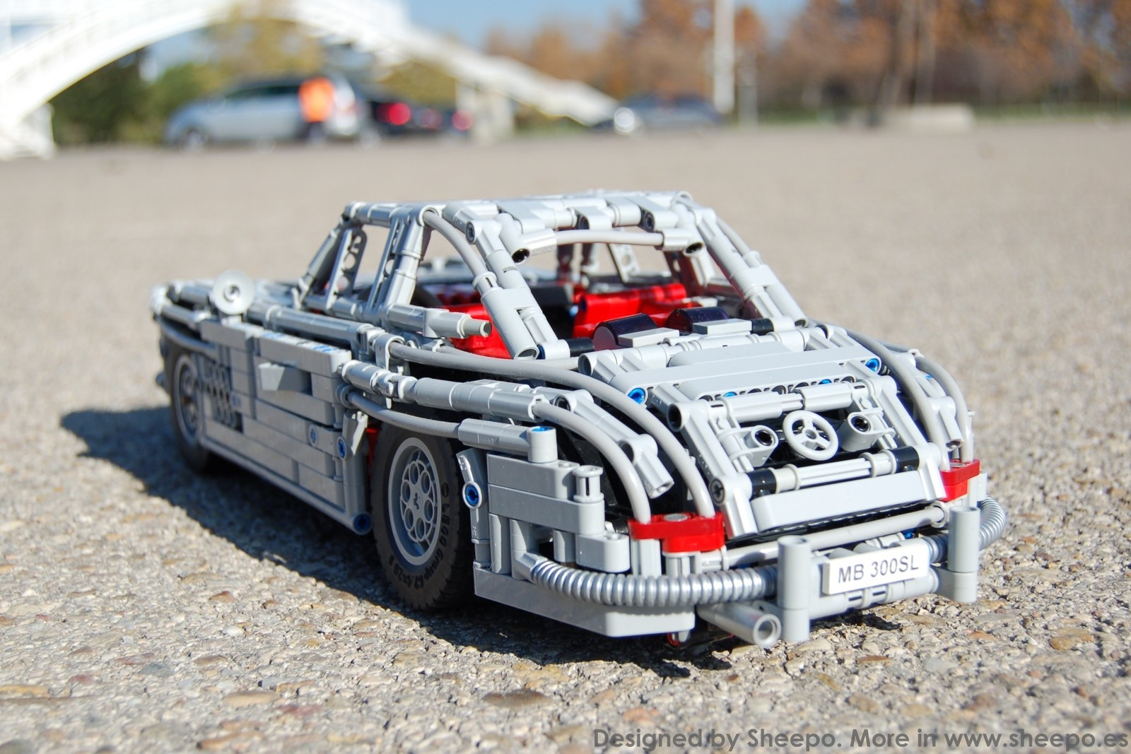 Foto de Diseños de Sheepo en Lego (21/37)