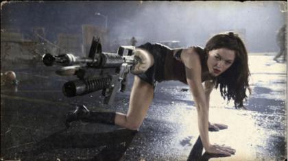 'Planet Terror' Una película de zombis hecha mal ¿aposta?