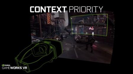 Nvidia Designworksvr Context Priority